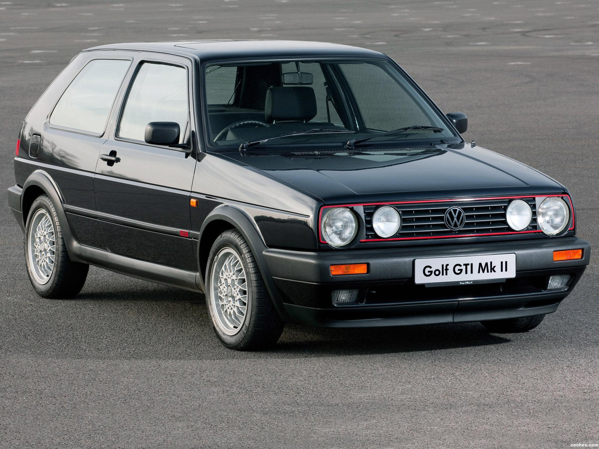 VW Golf GTI Turbo